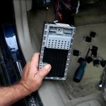 Volvo CEM Removal