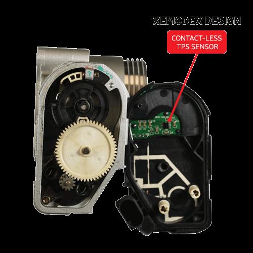 Electronic Throttle Body (Etb) For Volvo