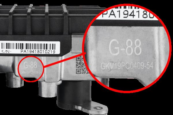 Hella Turbo Wastegate Actuator G-88